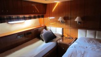 Motor Yacht LUCKY BEAR -  Twin Cabin