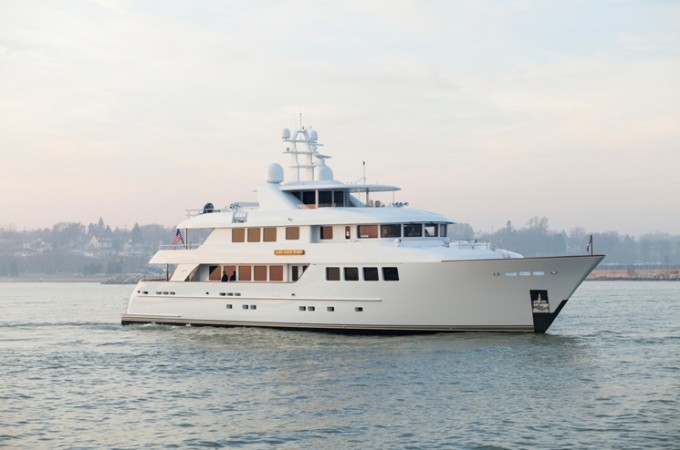 Motor Yacht Lady Gayle Marie