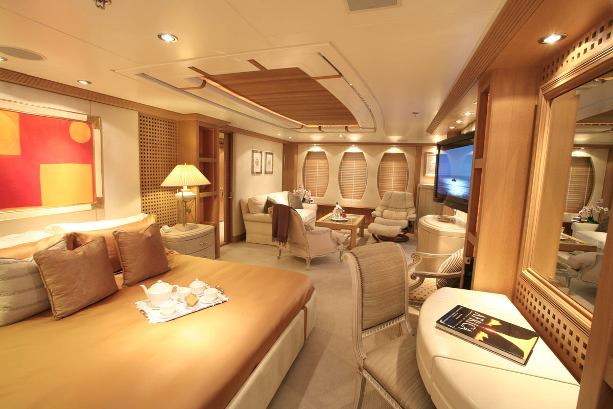Motor Yacht MARLA -Master another view