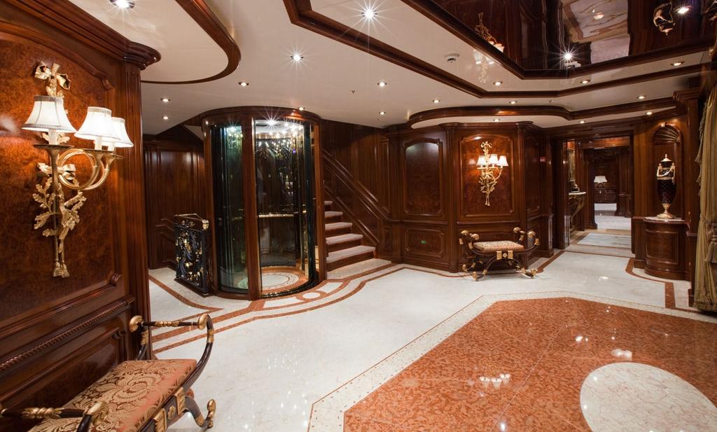 Foyer Luxury Yacht : Motor yacht martha ann foyer luxury browser by