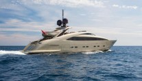 M/Y MIDNIGHT SUN (ex Midnight Sun for Milou)