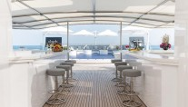 Motor Yacht MOONLIGHT II - Bar