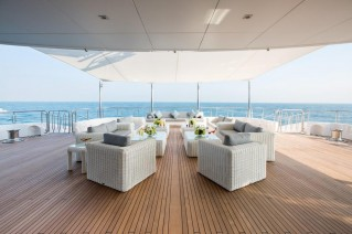 Motor Yacht MOONLIGHT II - Main deck aft 2
