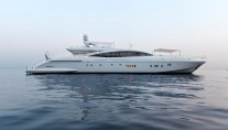 Motor Yacht MOONRAKER - Main shot