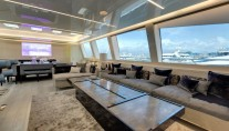 Motor Yacht MOONRAKER - Salon view