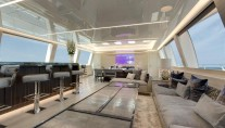Motor Yacht MOONRAKER - Salon