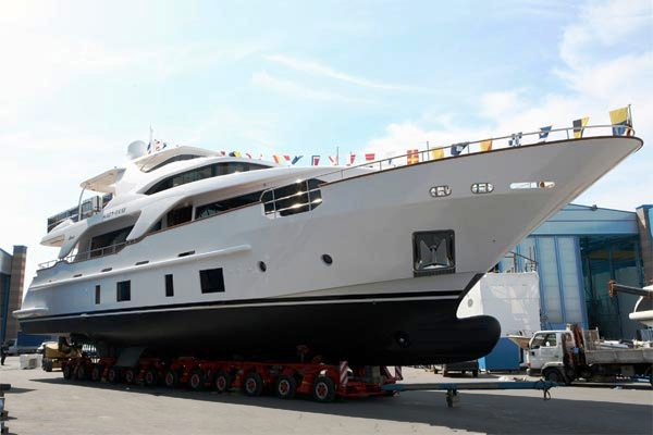 Motor Yacht Mary-Rose