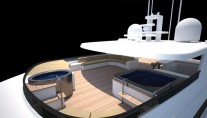 Motor Yacht Motek - Spa Pool