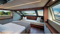 Motor Yacht O - owners cabin