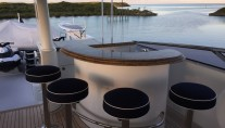 Motor Yacht OASIS - Wet bar