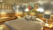 Motor Yacht PANDION - Master suite