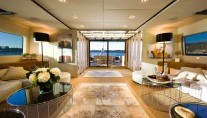 Motor Yacht PANDION - Salon
