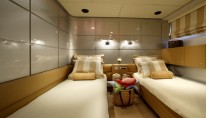 Motor Yacht PANDION - Twin cabin