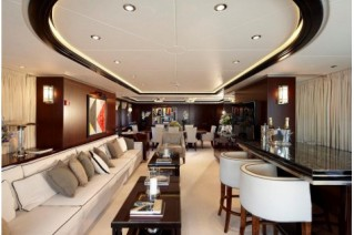 Motor Yacht Perle Noir (ex Willpower) interior