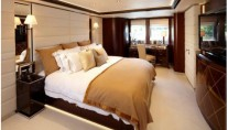 Motor Yacht Perle Noire (ex Willpower) Interior by Gabriel Bernardi of London Interior