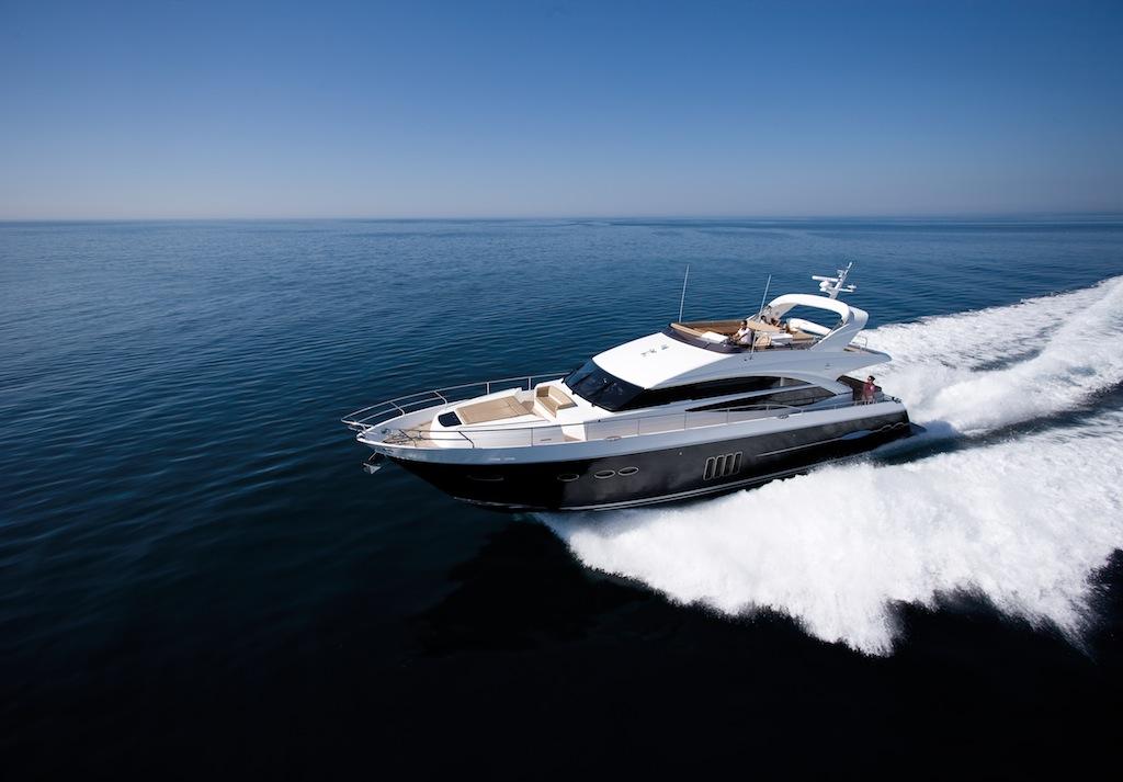 Yacht Princess 72 Princess Yachts Charterworld Luxury