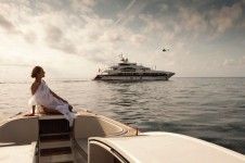 Motor Yacht Quinta Essentia -  At Anchor