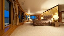 Motor Yacht Reborn - The Master Suite