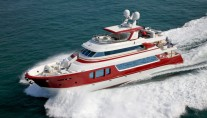Motor Yacht Red Pearl by MCP Yachts