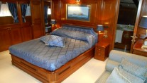 Motor Yacht SEA WISH -  Master suite view