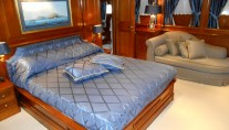 Motor Yacht SEA WISH -  Master suite