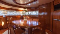 Motor Yacht SELULA -  Formal Dining Room