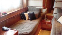 Motor Yacht SHADOW - Guest cabin