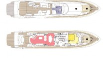 Motor Yacht SHADOW - Layout