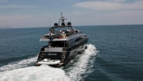 Motor Yacht SHADOW - Running