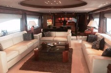Motor Yacht SHADOW - Salon 2