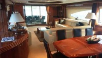 Motor Yacht SHADOW - Salon