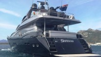 Motor Yacht SHADOW - Swim platform