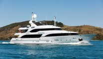 Motor Yacht SOVEREIGN - Main shot