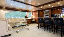 Motor Yacht SOVEREIGN - Upper salon