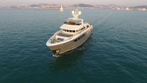 Motor Yacht STORM by Cantiere delle Marche