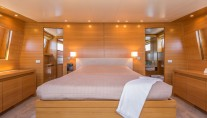 Motor Yacht SUD - Master stateroom