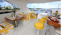Motor Yacht Secret Spot -  Flybridge