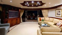 Motor Yacht Secret Spot -  Main Salon View 2