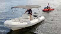 Motor Yacht Secret Spot -  Tender and Toys