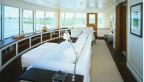 Motor Yacht Senses - Observation Lounge