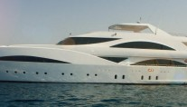Motor Yacht Seven Spices - Image by Luxury Motor Yachts Inc
