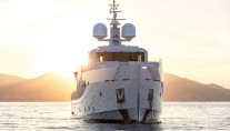 Motor Yacht Sexy Fish - Tansu Yachts - bow view