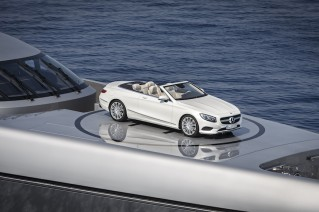 Motor Yacht Silver Fast_Mercedes_Photo credit Silver Yachts
