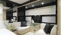 Motor Yacht Stinray M -  Master Cabin Seating Area