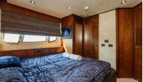 Motor Yacht THE BEST WAY - Duest cabin