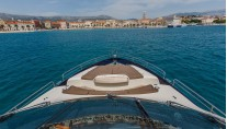 Motor Yacht THE BEST WAY - Foredeck