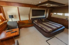 Motor Yacht THE BEST WAY - Master cabin