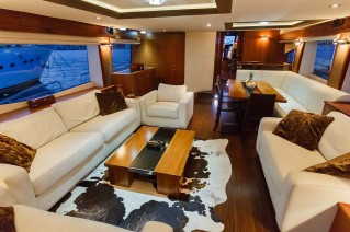 Motor Yacht THE BEST WAY - Salon