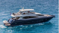 Motor Yacht THE BEST WAY - Side view