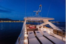 Motor Yacht THE BEST WAY - Sundeck 2
